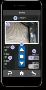 RS123 153x300 - 遠端鐵捲門遙控器 智慧 | 監控 | 保全 | 安防