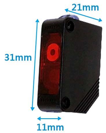 102101141857 - 反射式紅外雷射防壓感應器