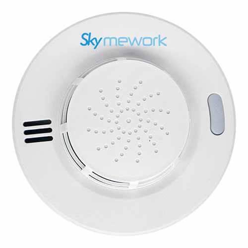 ws010301 1 - 居家衛士配件-無線煙霧偵測警報器