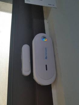 4665 2 - 智樂小家優無線門磁安裝說明與安裝技巧