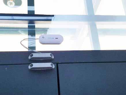 4665 4 - 智樂小家優無線門磁安裝說明與安裝技巧