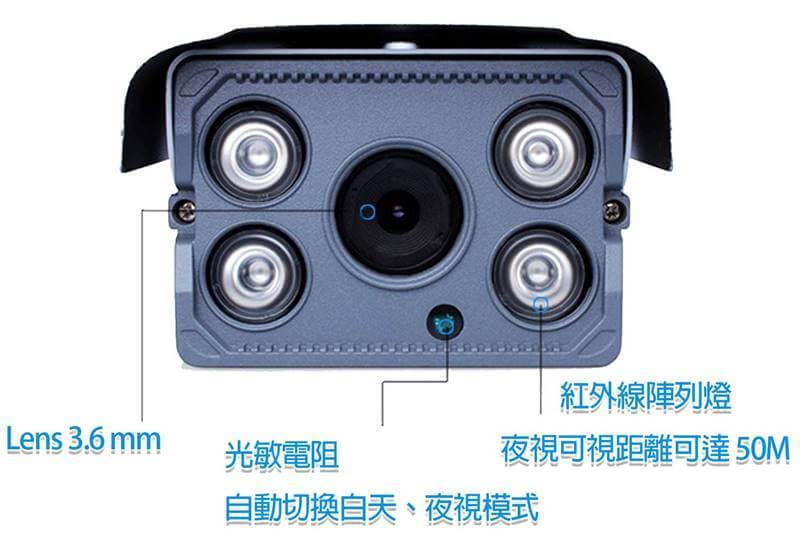 ipcamg p1 2 - SK-I301HD 1080P 高強度合金外殼戶外防水可錄影攝影機