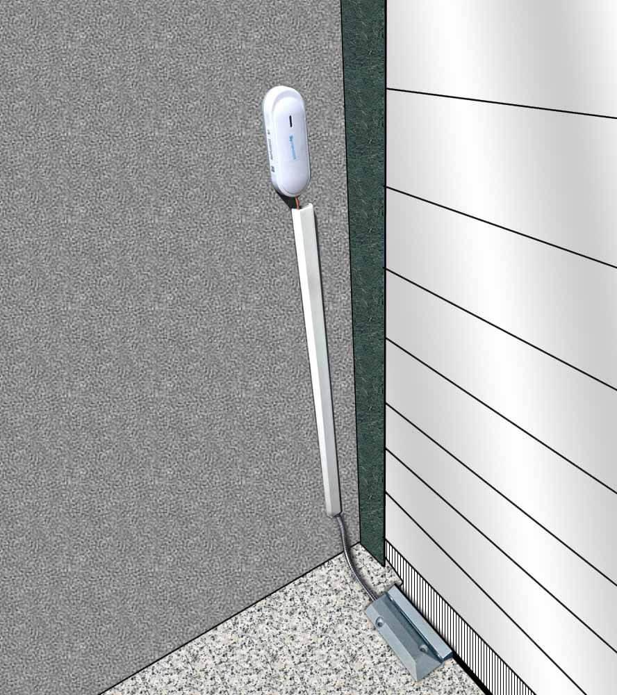 102003311821 - 居家衛士配件-無線捲門專用壓地感應器